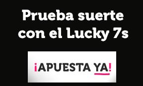 Wanabet Ruleta en Vivo Lucky 7s gana 7 euros gratis!